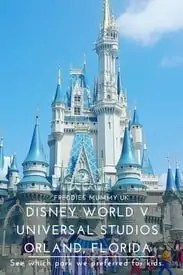 Universal Studios v Disney World Orlando Florida. See which we preferred when travelling with a 6 year old