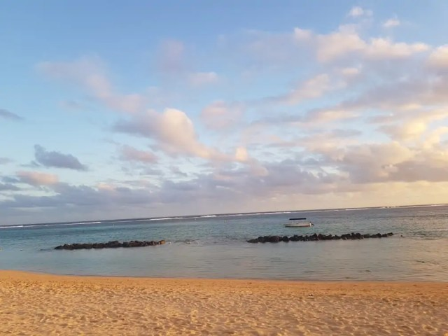 Tamassa Resort, Mauritius beach 2
