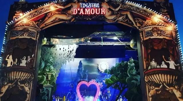 Blackpool Illuminations - Theatre D'Amour