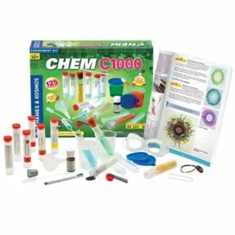 Educational Toys - Kids Gift Guide Chem C1000