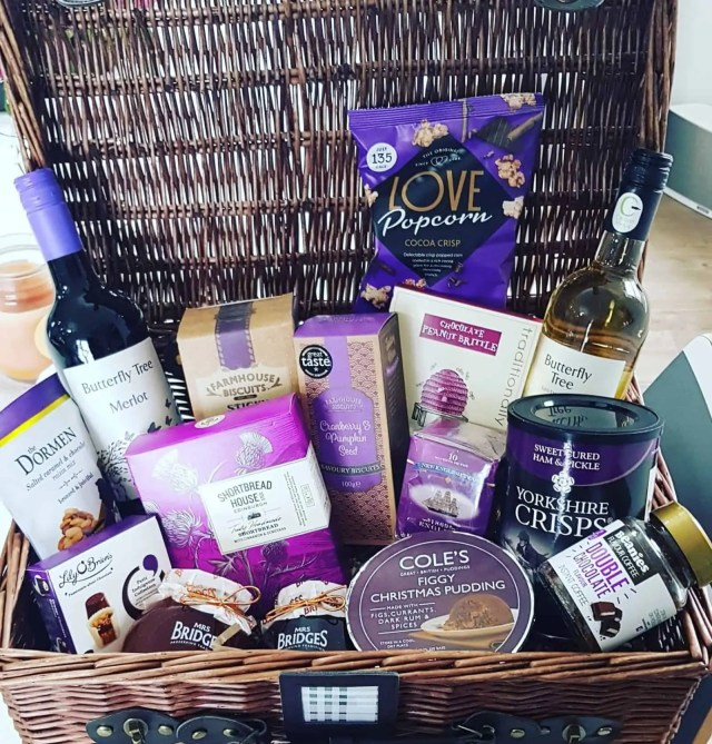 Women's Christmas gift guide - Christmas Hamper