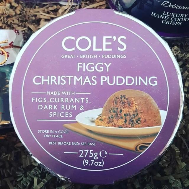 Prestige Hamper - Christmas Figgy Pudding