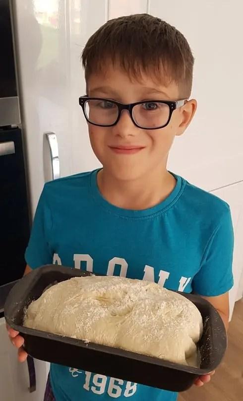 Boredom Buster - Baking Bread