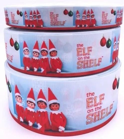 Elf on the Shelf Ribbon