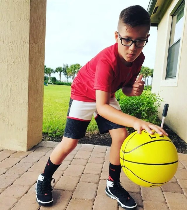 Dribble Up Basketball Trainer