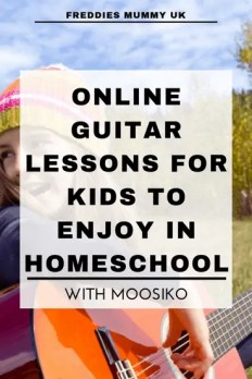 Online Guitar Lessons for Kids to Enjoy in Homeschool with Moosiko#guitar #guitarlessons #homeschool #learningmusic #music #musicalinstruments