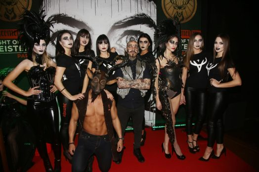 Ξεσήκωσε τους Celebrities ο διάσημος dj David Morales (Εικόνες)