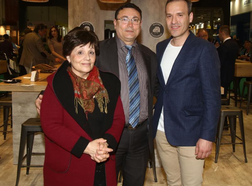 "NEWS Η «ΦΑΡΜΑ ΕΛΑΣΣΟΝΑΣ» στηρίζει το σημαντικό έργο του «Κ.Ε.Ε.Π.Ε.Α Ορίζοντες» στα πλαίσια της ""Food Expo 2018"""