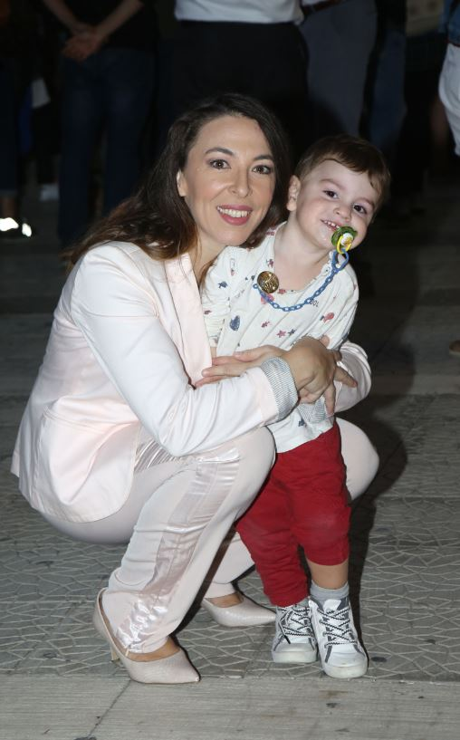 Φαίη Σκορδά: Chic εμφάνιση σε εγκαίνια καταστήματος στη Γλυφάδα! (Εικόνες)