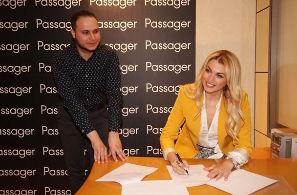 Το νέο συμβόλαιο της Κωνσταντίνα Σπυροπούλου (Εικόνες)
