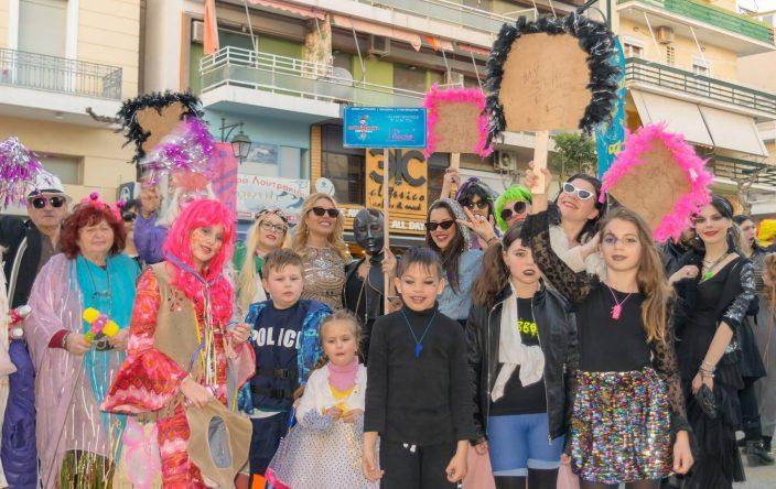 Έλσα Τόλη: Με άρμα «My  style Rocks» στο καρναβάλι