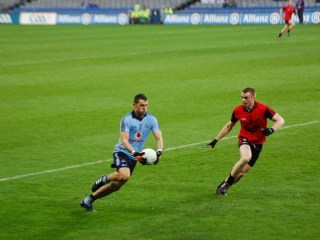Dublin vs Down – Football gaélique