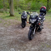 Moto - Roadbook en Vallée de Chevreuse - Les 17 virages (17 tournants)