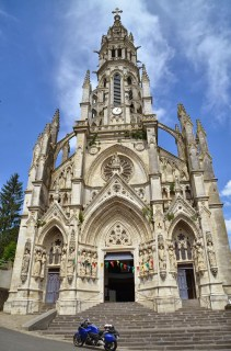 Notre Dame des enfants, Chateauneuf, Chateauneuf sur cher