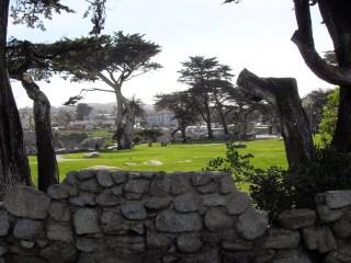 Notre petit coin pique-nique à Monterey