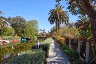 canal, Venice Beach, Los Angeles