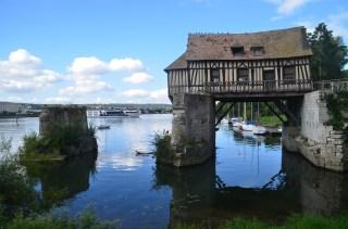 Le vieux moulin - Vernon