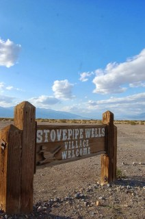 Stovepipe Well, Death Valley