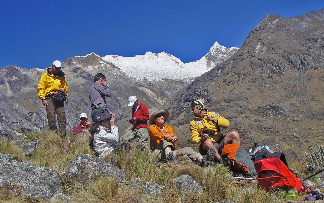 Trekking Alpamayo/Sta Cruz (Cord. Blanca)