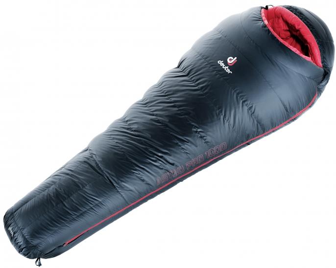 Saco de dormir Deuter Astro Pro 1000 -20ºC Limite