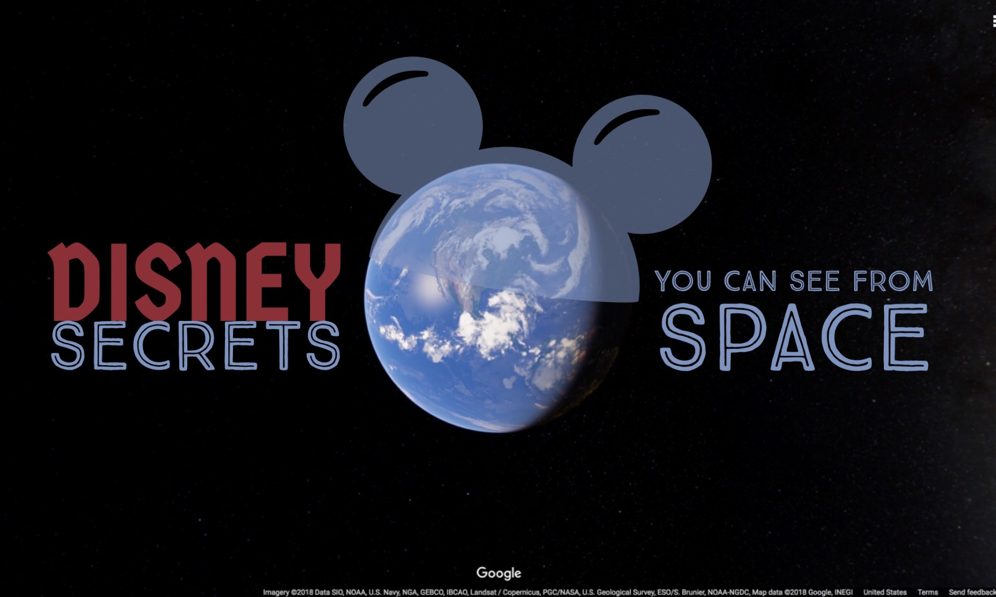 Disney Secrets You Can See From Space - Freddy Martin on magic kingdom aerial view, magic kingdom history, magic kingdom virtual tour, magic kingdom food, magic kingdom philippines, magic kingdom restaurants,