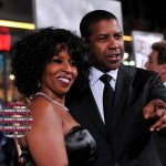 Pauletta & Denzel Washington Night Out On The Town + His New Movie 'The Book Of Eli'