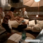 Bad Girls Club Fight # 2 Flo Throws Amber Across The Floor By Her Hair
