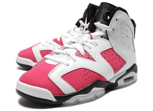 Air Jordan VI Pink