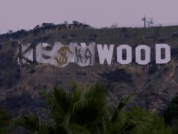 Ke$ha-hollywood