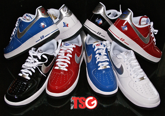 Nike All Star Forces