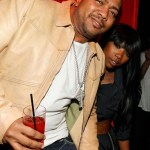 Timbaland's Big Birthday Bash With Ciara, Brandy, & Others