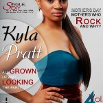Kyla Pratt  Tight Rope Magazine Cover
