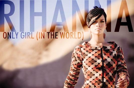 Rihanna-only-girl