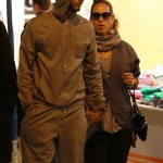 Swizz Beatz & Alicia Keys Shows Off That Baby Weight, & Newborn