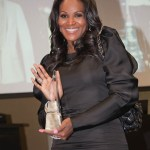 Tameka Raymond Honored With A Lifetime Achievement Award