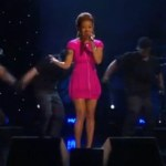 "Keyshia Cole Performs ""Take Me Away"" On Conan + Getting Married Next Month"