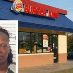 A Woman Goes H.A.M. & Arrested In A Local Burger King In Florida [VIDEO]