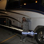 Lil Chuckee And Entourage Was Pulled Over On His Tour Bus