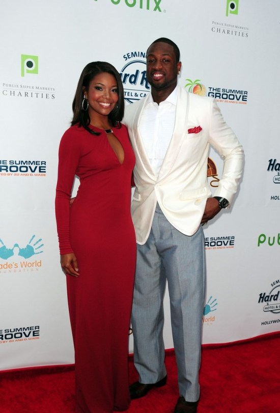 Dwyane Wade Wins Custody Of His Two Children - FreddyO