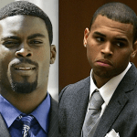 Michael Vick Gives Chris Brown Sound Advice