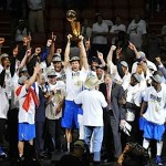 Dallas Mav's Defeat the Heat for 1st NBA Title