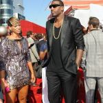 Amar'e Stoudemire Back With His Baby Mama