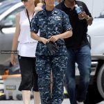"Rihanna Hits the Big Screen in ""Battleship"""