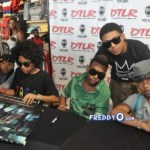 Mindless Behavior and Diggy Simmons Visit Atlanta