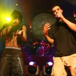Lil Wayne Brings Drake Out In Toronto