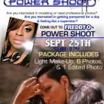 FreddyO Powershoot – Get Your Picture Taken By FreddyO