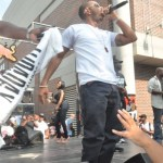 Ludacris Takes Over Clark Atlanta University for Luda Day Weekend With Special Guest Carmelo Anthony
