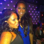 Lil Mo Gives Jennifer Hudson A Surprise Birthday Gift