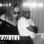 Mariah Carey Reunites with Jermaine Dupri