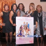 The Braxton Sisters Host Private Episode Screening At Frank Ski's